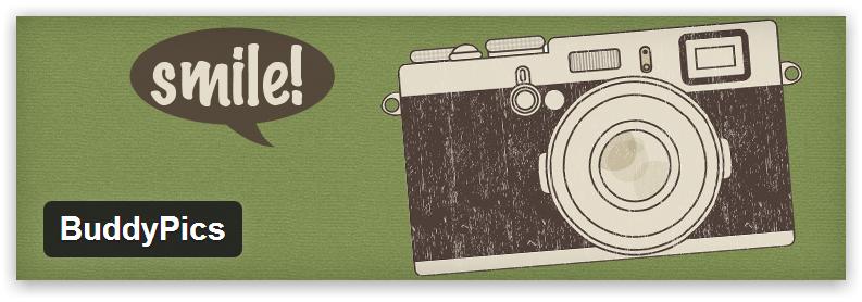 BuddyPics — фотоальбомы пользователей
