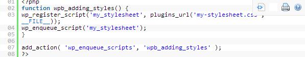 Как правильно добавлять Javacript-скрипты и CSS-стили в WordPress