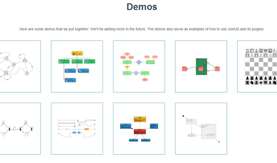 jointjs — очень грамотный компонент для интерактивных диаграмм