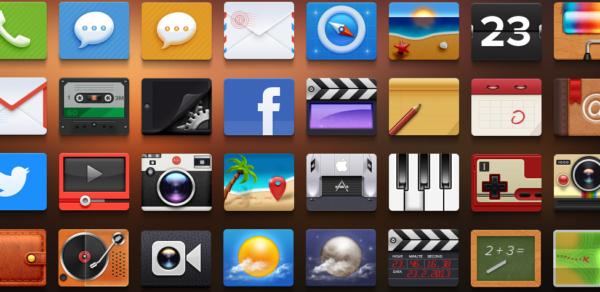 Adore Icons