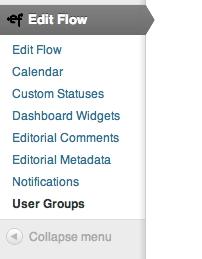 Edit Flow – функциональный плагин для координации работы нескольких авторов в блоге WordPress