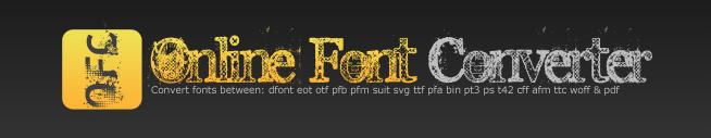 onlinefontconverter.com — конвертация шрифтов онлайн, особенно с расширением TTC
