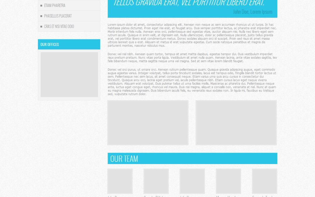 Как сверстать веб-страницу с Bootstrap 3