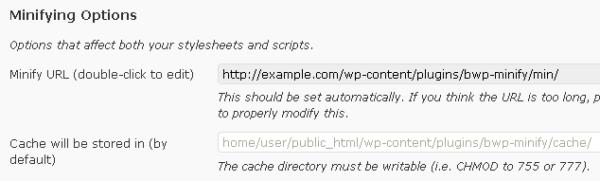 Better WordPress Minify — сжатие CSS и JS для ускорения сайтов WordPress