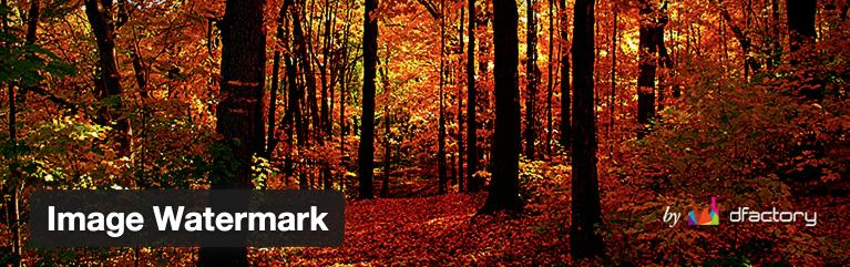 Image Watermark — делаем водные знаки на картинках сайта, чтобы закрепить авторство