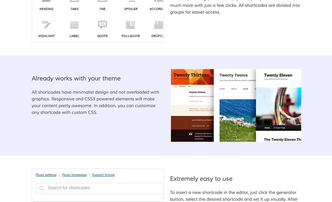 Как сделать широкие секции в Page Builder, если у нас страница с контейнером? (WordPress)