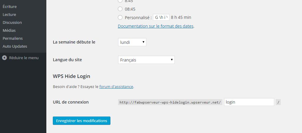 WPS Hide Login — скрываем адрес авторизации WordPress и некоторые признаки