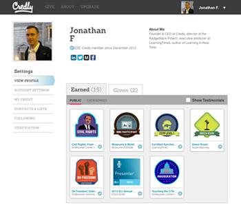 BadgeOS — плагин наград, бейджиков, значков для игрофикации в WordPress