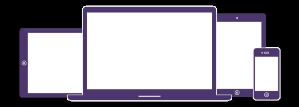 CSS Media Query — для больших экранов