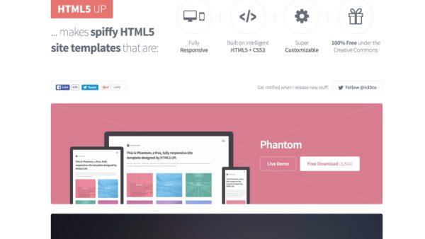 HTML5 UP