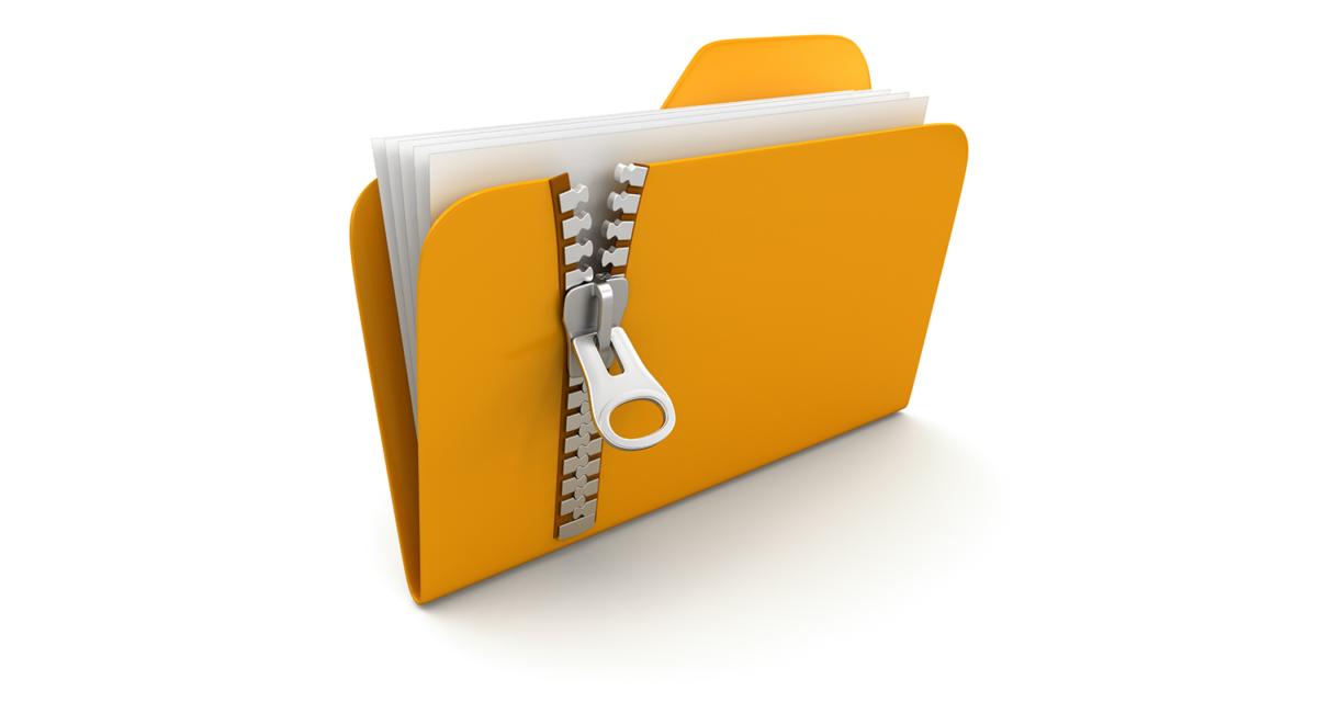 Как разрешить загрузку zip файлов?