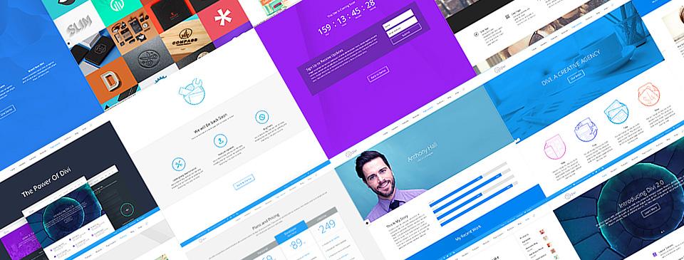 DIVI — тема WordPress для создания бизнес сайтов