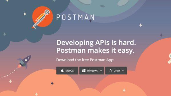 Postman — работа с REST API