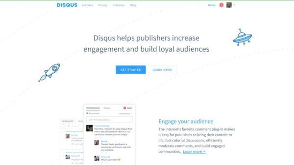 Disqus — система комментариев для WordPress