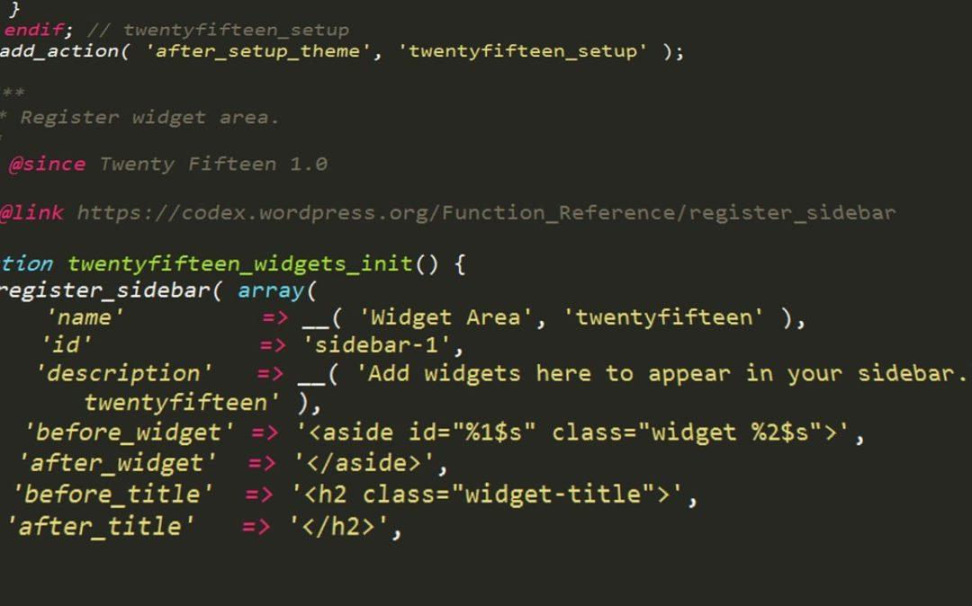 3 подхода к программированию классов в WordPress